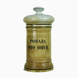 Mid-Century Apothekerflasche, 1950er