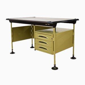 Italienischer Modernistischer Schreibtisch von BBPR für Olivetti Synthesis, 1954