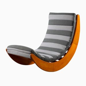 Rocking Chair by Verner Panton for Rosenthal, 1970s