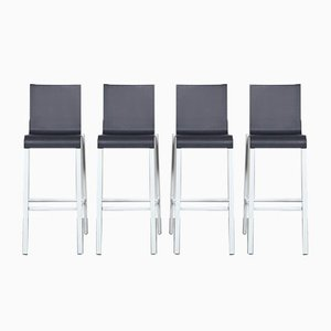 Barstools by Maarten van Severen for Vitra, 2004, Set of 4
