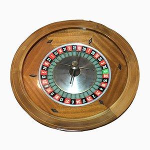 Mahogany Casino Roulette from G. Caro, 1960s