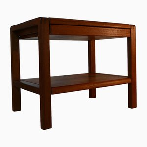 Danish Teak Side Table from Salin Mobler, 1980s