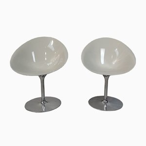 Armchairs by Philippe Starck for Kartell, 1990s, Set of 2