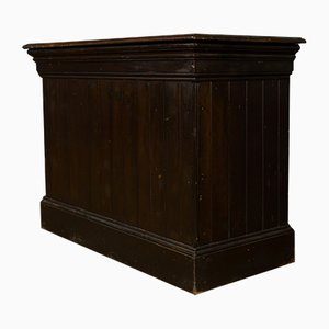 Antique Isle of Skye Post Office Counter