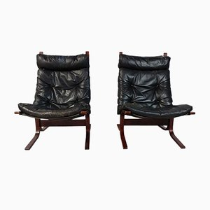 Armchairs by Ingmar Relling for Westnofa, 1960s, Set of 2