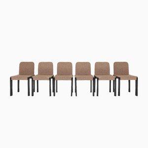 Esszimmerstühle von Marco Zanuso, 1970er, 6er Set