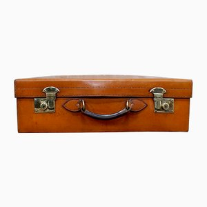 Leather Gentleman Dressing Case by Asprey London, 1920s