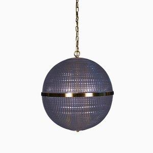 Große kugelförmige Deckenlampe, 2000er