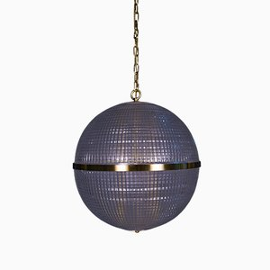 Large Globe Ceiling Lamp, 2000s