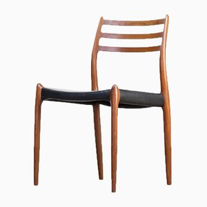 Model No. 78 Dining Chairs by Niels Otto Møller for J.L. Møllers, 1960s, Set of 6