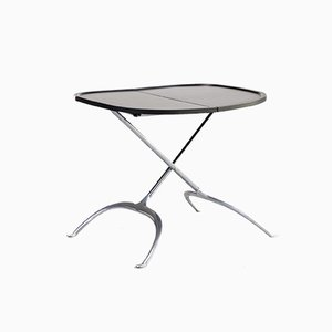 Model Leopoldo Folding Coffee Table by Antonio Citterio & Glen Oliver Löw for Kartell, 1990s