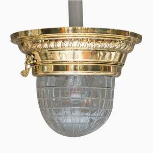 Art Deco Ceiling Lamp, 1908