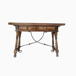 Antique Spanish Console Table