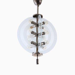 Vintage Ceiling Lamp by Paul László, 1930s