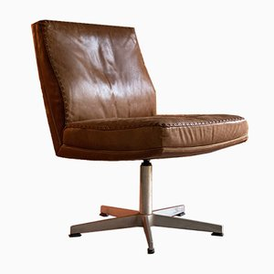 Swiss Model DS 35 Swivel Chair from de Sede, 1960s