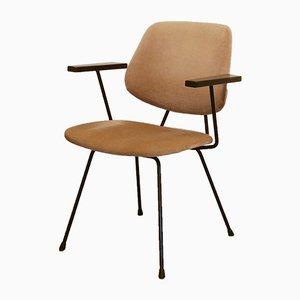 Chaises de Salon Mid-Century par Wim Rietveld pour Kembo, 1950s, Set de 4