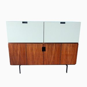 Dutch Teak Model CU07 Japanese Cabinet by Cees Braakman for Pastoe, 1950s