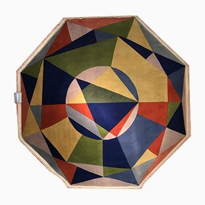 Tappeto Colorprisma di Giacomo Balla per Elio Palmisano, 1968