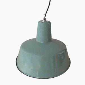 Plafonnier d'Usine Vintage Industriel de Wikasy A23, 1960s