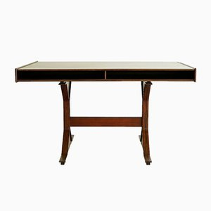 Mid-Century Italian Desk by Gianfranco Frattini for Bernini, 1956
