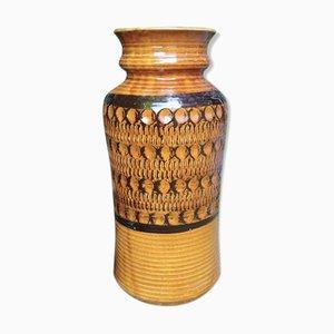 Deutsche Vintage Vase von Scheurich, 1970er