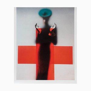 Cross Druck von Erwin Blumenfeld