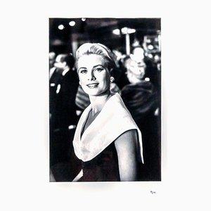 Grace Kelly Fotografie Reprint von Frank Worth, 1959