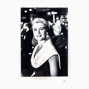 Ristampa fotografica Grace Kelly di Frank Worth, 1959