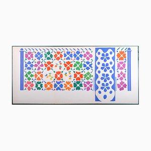 Lithographie Decoration Fruits par Henri Matisse, 1958