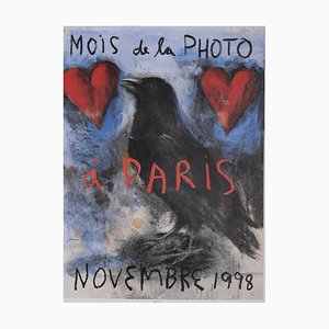 Photography Month Serigraph by Jim Dine