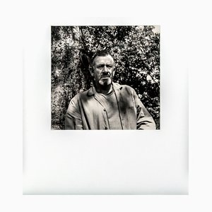 John Steinbeck von Elia Kazan Fotografie von Roy Schatt, 1955
