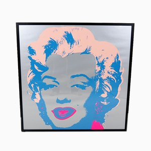 Mid-Century Silkscreen by Andy Warhol for Sunday B. Morning