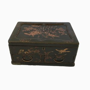Large 19th Century Napoleon III Case