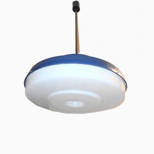 Mid-Century Ceiling Lamp by Gino Sarfatti for Arteluce, 1950s