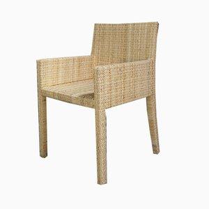 Bridge Chair by Jean-Michel Frank for Ecart International, 1930s