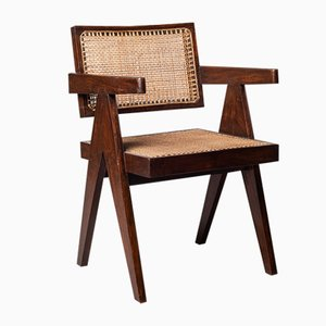 Mid-Century Dining Chair by Pierre Jeanneret, 1950s