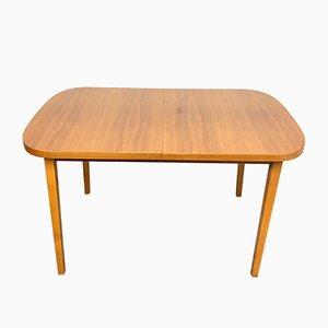 Mid-Century Swedish Extendable Teak Dining Table