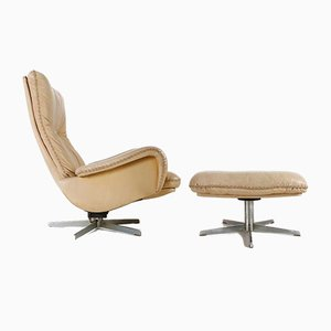 Model S231 Swivel Armchair from de Sede, 1960s