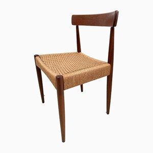Dining Chairs by Arne Hovmand-Olsen for Mogens Kold, 1960s, Set of 4