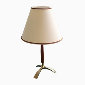 Small Table Lamp by J. T. Kalmar, 1950s