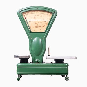 Weighing Platform Scale, 1940s