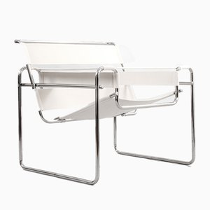 Vintage B3 Armchair by Marcel Breuer for Gavina