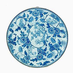 Dekorativer antiker Teller von Royal Bonn