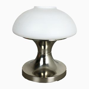 Vintage Italian Modernist Sputnik Mushroom Table Lamp