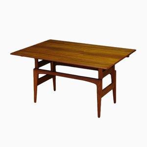 Table Basse en Teck par Kai Kristiansen pour Trioh, Danemark, 1970s