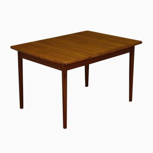 Vintage Danish Teak Dining Table, 1970s