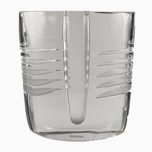 Vase Vintage en Verre Murano par Alfredo Barbini