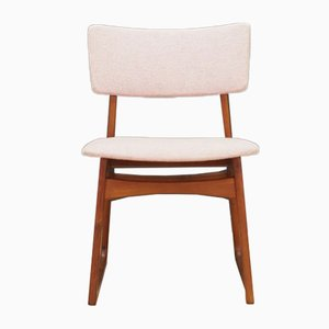 Mid-Century Danish Teak and Veneer Dining Chair, 1970s