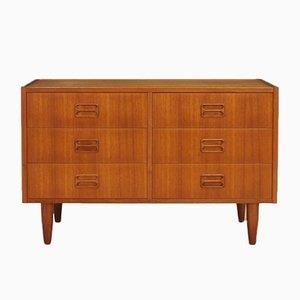 Mid-Century Danish Teak Dresser, 1970s