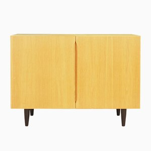 Vintage Danish Ash Veneer Cabinet